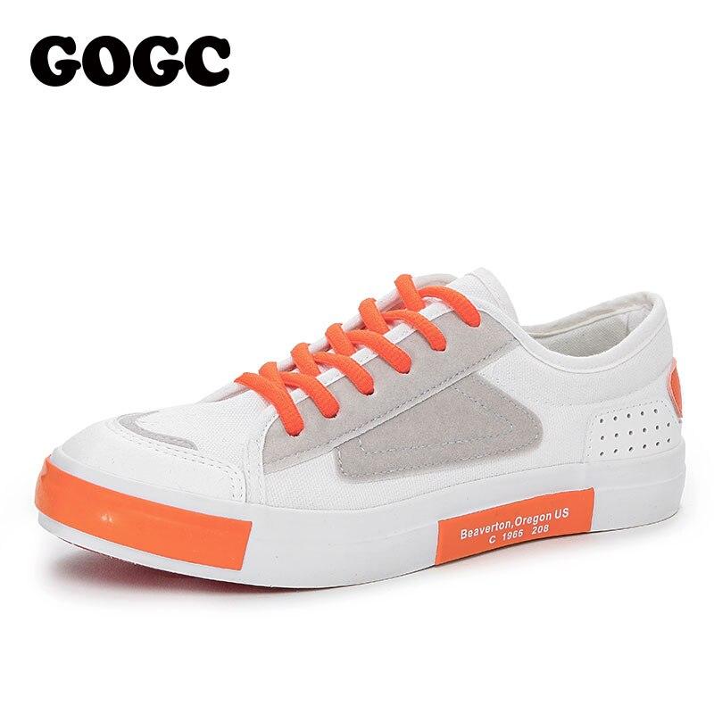 GOGC 2021 جديد أحذية النساء أحذية رياضية بيضاء النساء slipony أحذية نسائية قماشية الإناث الصيف حذاء مسطح النساء حذاء كاجوال G781