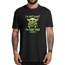 babe Drink Tea Men's Child Tshirt Hip Hop Oversized T Shirt Summer Cotton T-shirt Round Neck Streetwear524