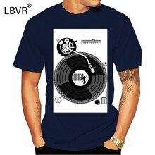 Original Solid SL1200 giradiscos camiseta 4 DJ mc-raving Festival Look