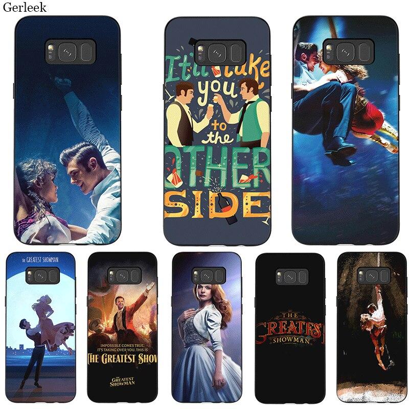 Teléfono Móvil para Samsung GALAXY A2 A20E A70s J4 J6 J7 J8 Core Prime Duo Plus cubierta 2018 el mejor showman lindo dibujos animados
