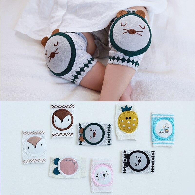 Rodilleras de bebé de 0 a 3T, Protector de rodillas para niños...
