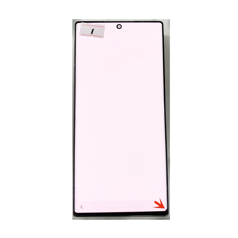 For Samsung note10 n970  note10 plus n975 note10+ lcd touch display screen assembly Original Super AMOLED display touch screen enlarge