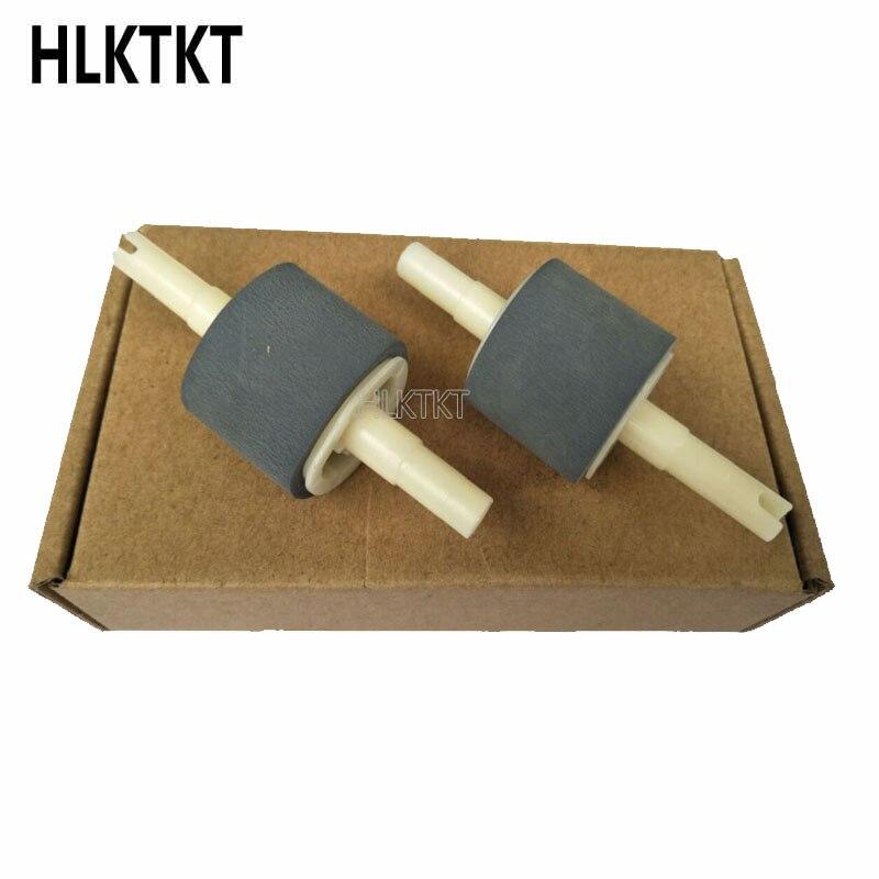 10 Uds RB2-2891-000 RB2-6304-000 RB2-2891 RB2-6304 de recogida de papel de recoger rodillo para HP 1160, 1320, 2100, 2200, 2300 P2015 3390