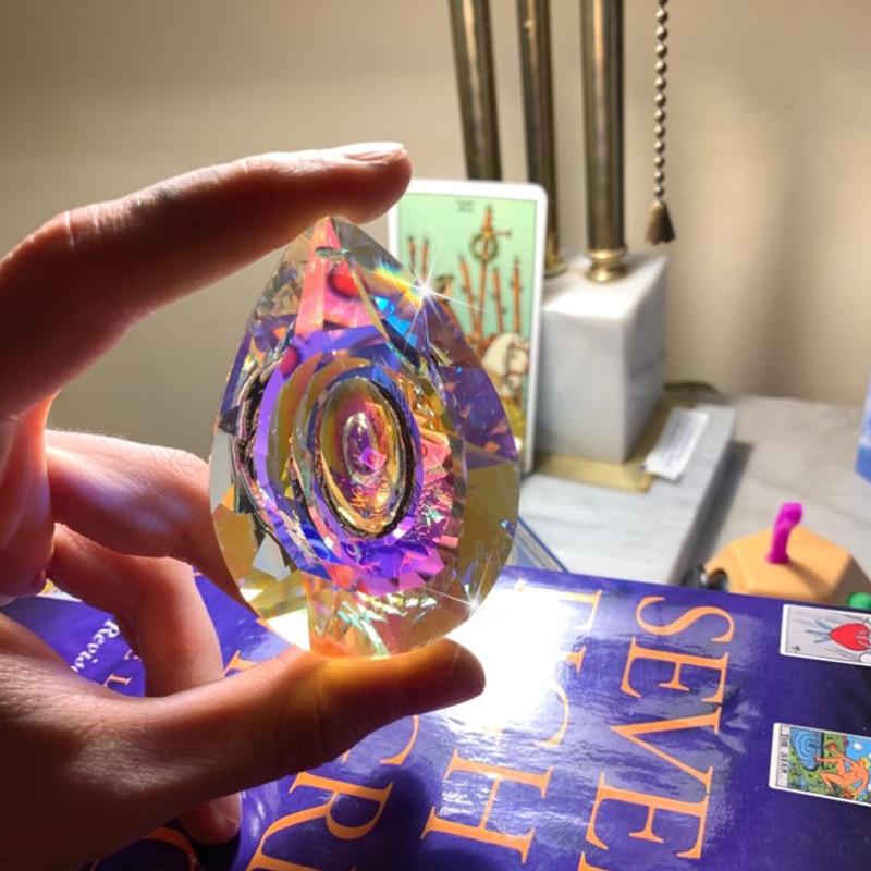 Висяща кристална призма за улавяне на - Градински принадлежности - Снимка 2