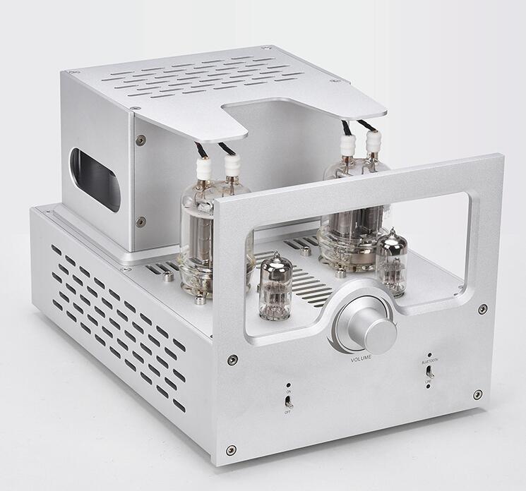 Nuevo hermoso FU29 Bluetooth 5,0 tubo amplificador de potencia Teana A200 tubo electrónico máquina de vesícula