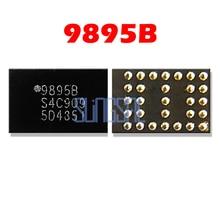 2pcs/lot 100% Original 9895B for Samsung A5 A5000 charger charging ic