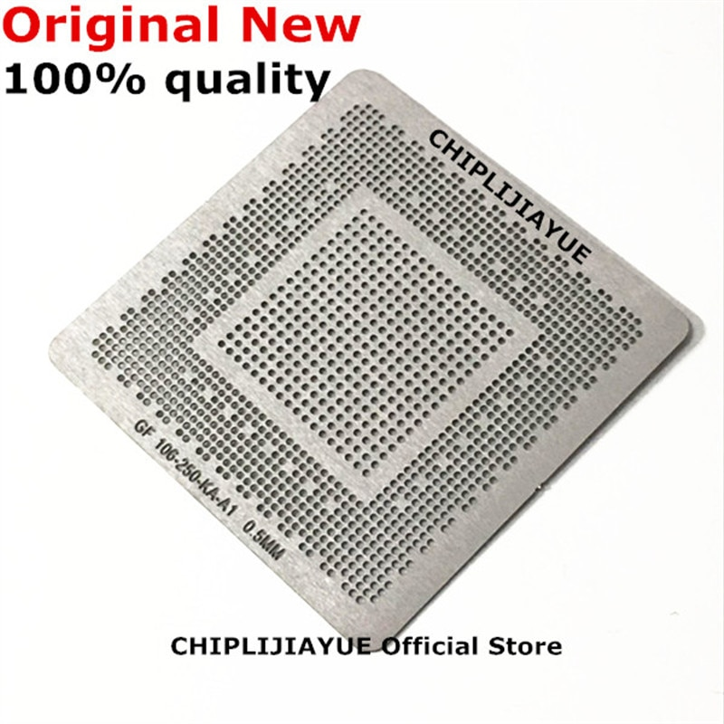 Calefacción directa de N11E-GE-A1 N11E-GS-A1 N12E-GS-A1 GF116-150-A1 GF116-610-A1 GF116-400-A1 chip plantilla BGA