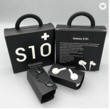 Pour AKG écouteurs EO IG955 3.5mm dans loreille filaire micro contrôle du Volume casque pour Samsung Galaxy S10 S9 S8 S7 S6 xiaomi Smartphone
