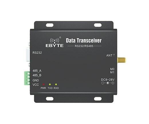 433mhz 30dbm 3km faixa 16k ~ 128kbps tdd E62-DTU (433d30) rs232 rs485 sem fio lora modem