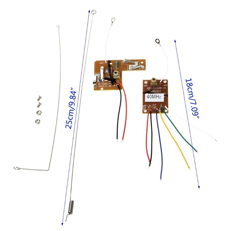 4CH 40 МГц дистанционный передатчик и пл�