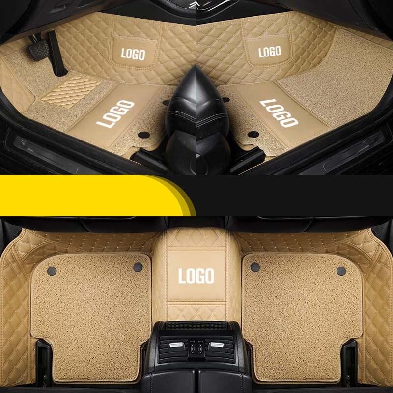 Передние + задние черные красные автомобильные коврики для infiniti qx70 fx qx60 fx37 qx50 ex qx56 q50 q60 qx80 g35 аксессуары в виде ковриков