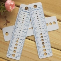 knitting needle gauge inch cm ruler tool us uk canada sizes 2 10mm