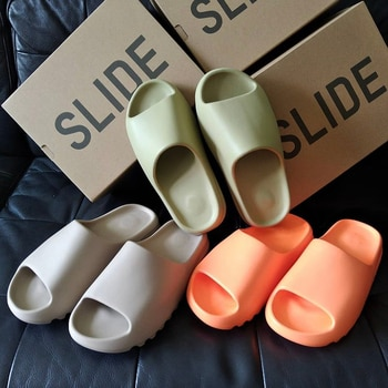 Men's Summer New Slides Breathable Cool Beach Sandals Flip Flops Fish Mouth Men & Women Graffiti Slippers Lightweight