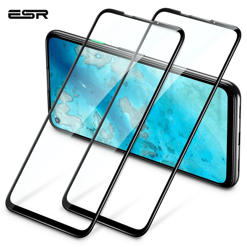 ESR vidrio templado para 2020 píxeles Goole 4a 4XL 2 unids/lote 3D cobertura completa Protector de pantalla de película protectora para Google Pixel 4a