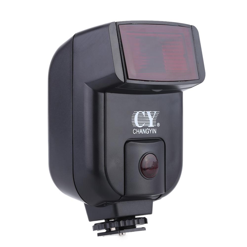Universal Mini Camera Infrared Trigger Flash Speedlite for Canon Nikon Olympus Sony Fuji EOS M50 A7III A6500 NEX-7 GH4 X-T20