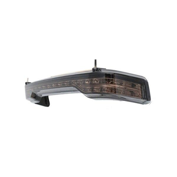 Luz trasera de motocicleta, lámpara LED de freno para Tour Pack, luz LED decorativa para Harley Electra Glide, Road Glide 14-19