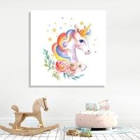 5d diy diamond painting cartoon magic unicorn full drill diamond embroidery cross stitch mosaic kids diy gift art home decor