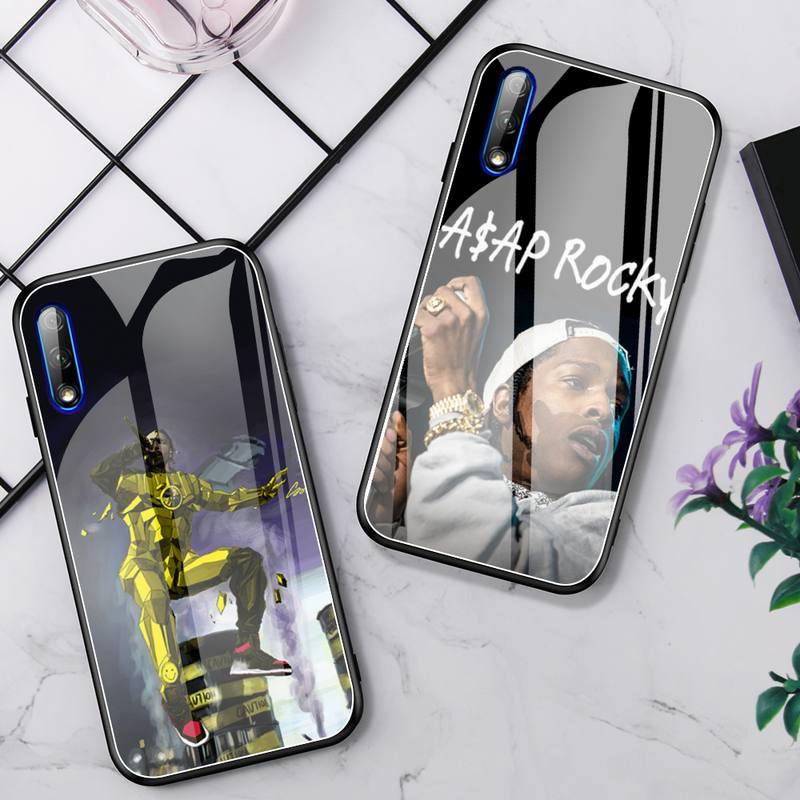 ASAP ROCKY чехол для телефона, стекло для Huawei P30 Lite 20 Por P9 10 Mate 10 9 Honor 8X9 10 NOVA 5, чехол