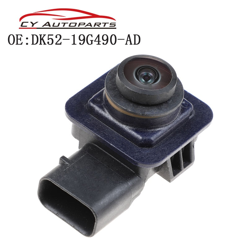 Get New Rear View-Backup Camera Fit For Ford DK52-19G490-AD DK5219G490AD Car Camera