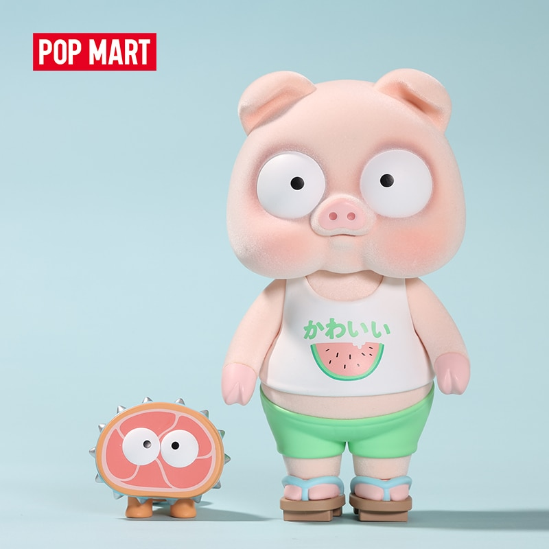 POP MART Porco&Ham- Watermelon For Collection Toys Figure 4.5cm-15cm Free Shipping