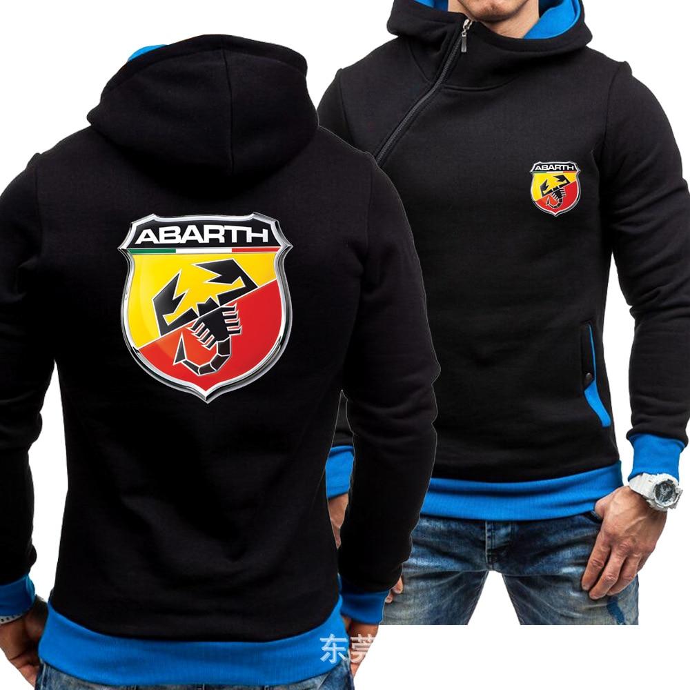 Sudaderas con capucha nuevas para Abate Car, diseño de logotipo, informal, HipHop,...