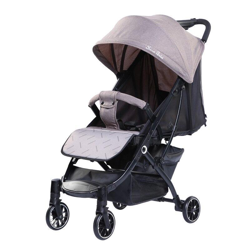 2020 детская коляска супер легкая складная детская коляска может сидеть на легком лежащем детском зонтике автомобиль BB тележка на самолете