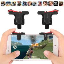 1Pair Joystick Triggers For PUBG Mobile Phone L1R1 For PUBG Gamepad Aim Shooter Gaming Button Access