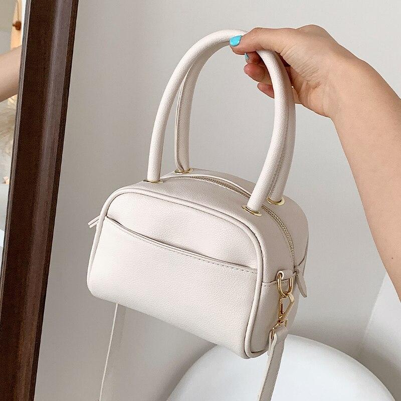 TOYOOSKY Elegant Women's Bag Luxury 2021 High Quality Hobo Handbag Brand Designer Shoulder Bag Lady Bucket Bag