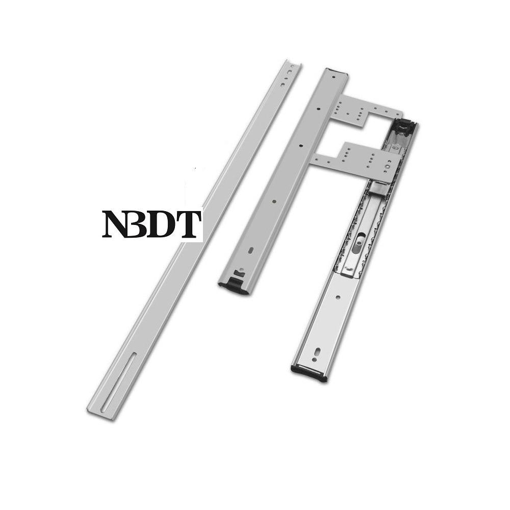 Conial غير مرئية للطي جيب الشريحة محور الباب السكك الحديدية الأجهزة الداخلي تطبيق زعنفة التلفزيون خزانة خزانة خزانة