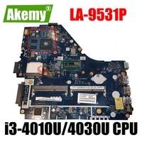 nbv9e11001 nb v9e11 001 for acer e1 572 v5 561g e1 572g laptop motherboard v5we2 la 9531p with i3 4010u4030u cpu 100 full test