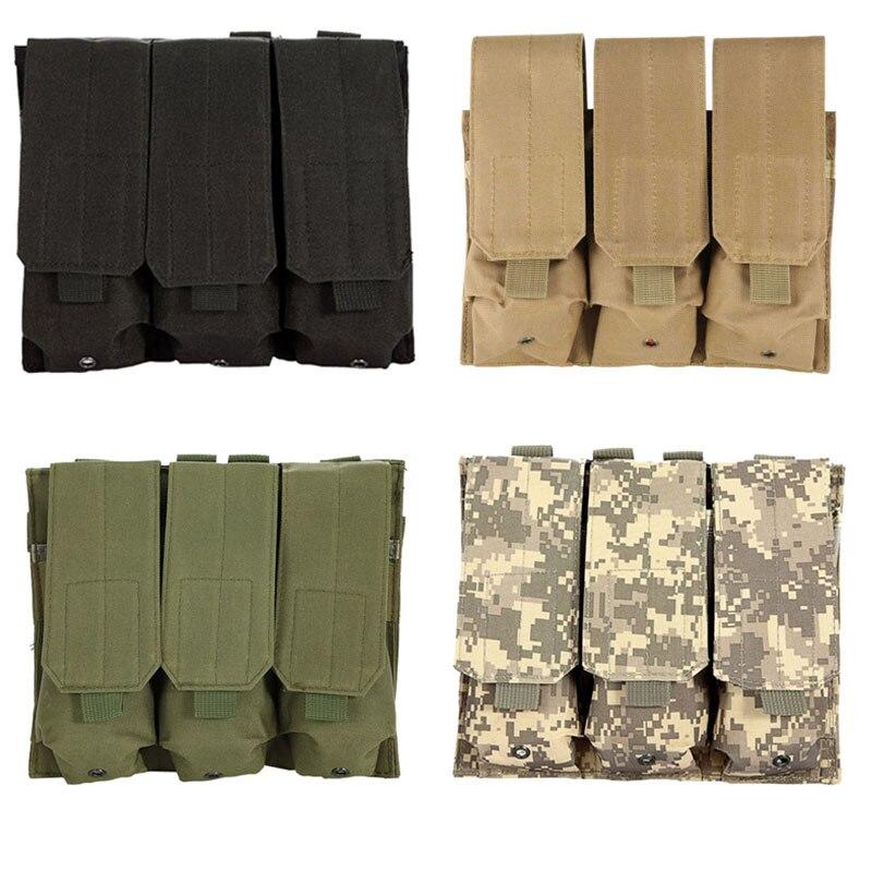 Bolsa táctica Molle para revistas AK 47 74, Airsoft, pistola de Rifle de Paintball, bolsa Mag, bolsa de herramientas para revistas, accesorios de caza