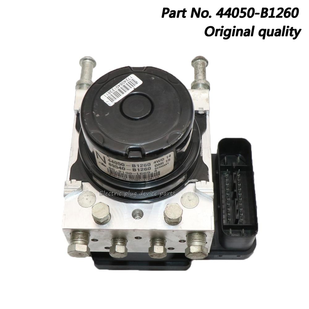 OEM 44050-B1260 conjunto actuador de frenos ABS bomba ESC controlador para Toyota Passo 89540-B1260