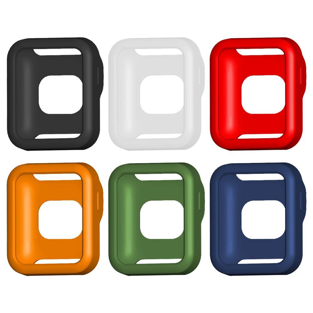 Rondaful жесткий чехол из поликарбоната, защитный чехол, аксессуар для Mi Watch Lite, для Redmi Watch, защитный чехол, умный переносной чехол чехол