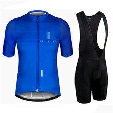 Ralvpha Triathlon Pro cyclisme Jersey cuissard ensembles vélo uniforme costume cyclisme vêtements Ropa Ciclismo vtt vélo vêtements Triathlon