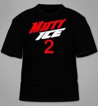 ¡Matty camiseta hielo! Matt Ryan camiseta Atlanta Jersey halcones MVP Julio camisetas divertido