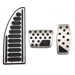 Car Pedal Cover Fit ForIt Is Suitable For Jeep 16-19 Freeman, 17-20 Guider Accelerator Pedal And Original Pedal