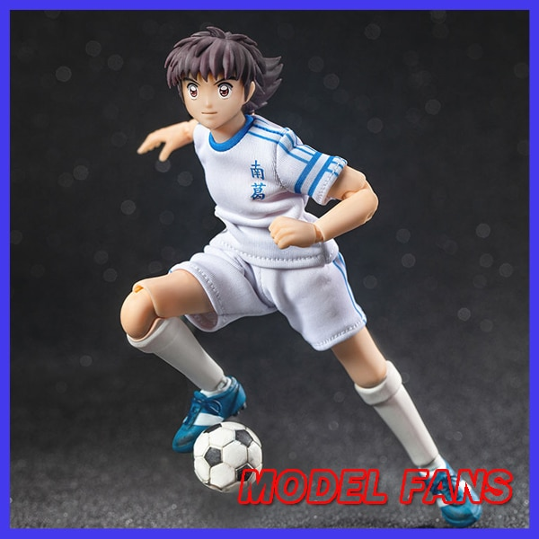 MODEL FANS IN-STOCK Dasin Model 942toy DM Captain Tsubasa Ozora Tsubasa SHF PVC Action Figure Anime Toys Figure