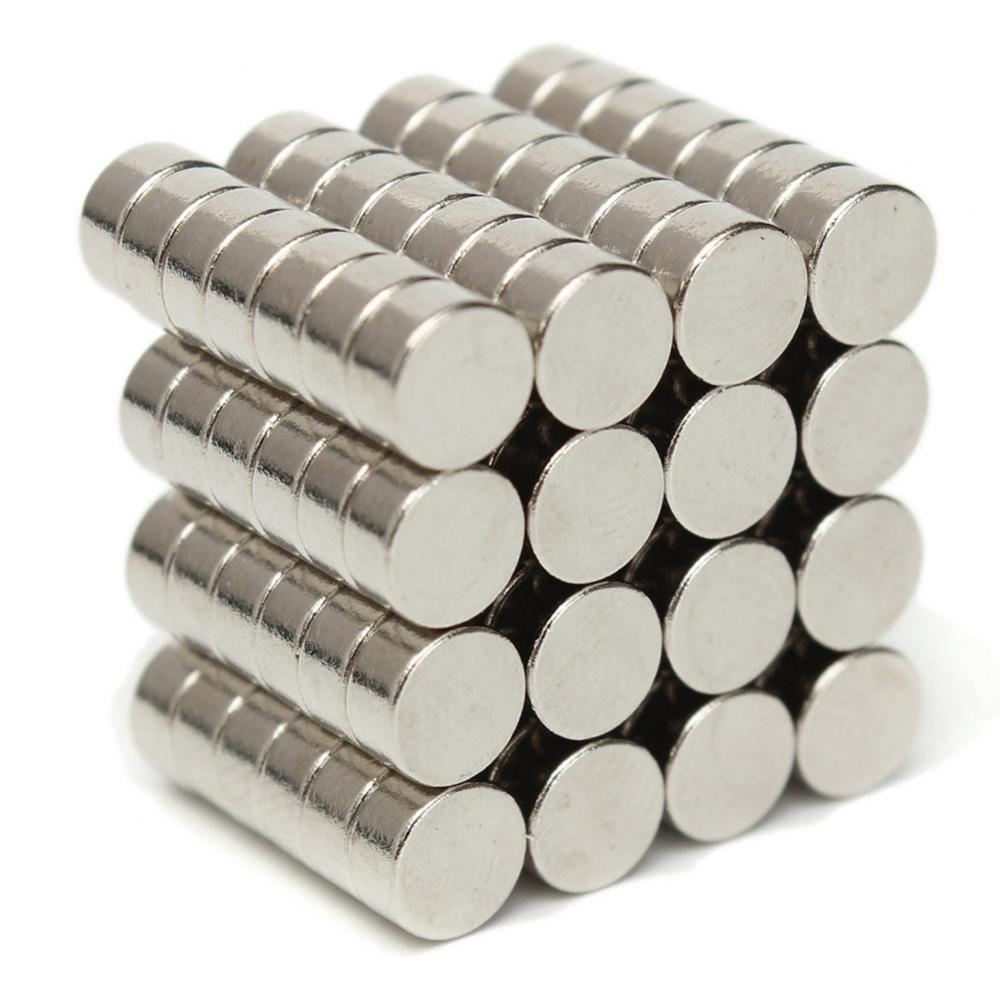 iman imanes 2015 special offer new magnets neodymium disc 2 pcs lot n50 block super strong rare earth f40x40x20mm 100Pcs 6x3mm N50 Super Strong Round Disc Blocks Rare Earth Neodymium Magnets Fridge Crafts For Acoustic Field Electronics