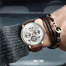 AILANG   brand design diesel watch men diver automatic mechanical swiss gear pilot sport Skeleton st