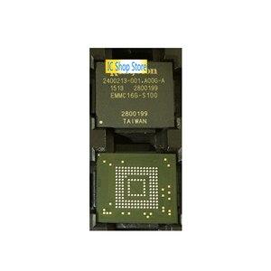 5 шт./лот EMMC16G-S100 BGA-153 Встраиваемая мультимедийная карта памяти 16 Гб новый оригинальный подлинный IC чип