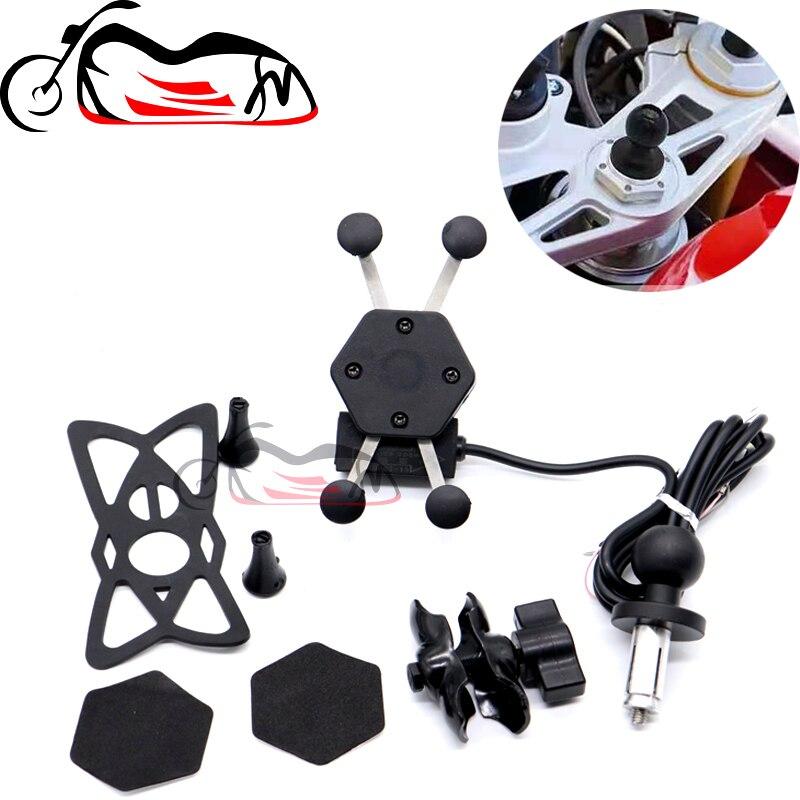 Suporte do telefone para kawasaki ninja ZX-6RR zx600 zx 14r zzr 1400 6rr acessórios da motocicleta suporte gps navegação quadro móvel moto