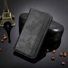 For Alcatel 3L 2020 Case Premium Leather Wallet Leather Flip Case For Alcatel 1V 1S 1B 2020 Case