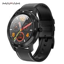 Mampa DT98 montre intelligente plein écran tactile Bluetooth cadran dappel bracelet Fitness Tracker ECG moniteur de fréquence cardiaque Ip68 étanche