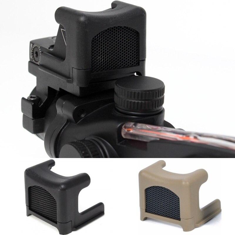 RMR Reflex Red Dot Sight Killflash Optics Lens Protector Cover Hunting Airsoft Accessories Tactical Anti-Reflection Kill Flash