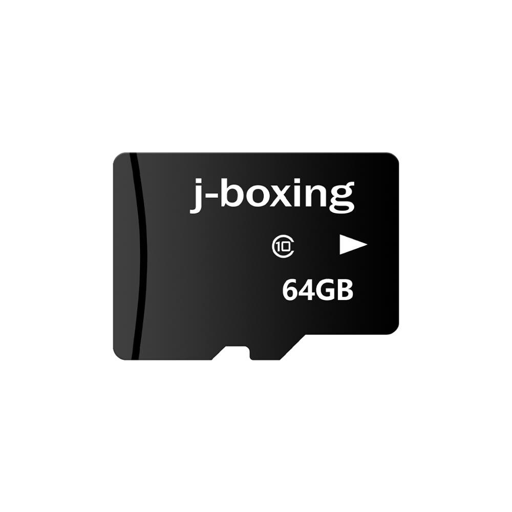 J-boxing 128GB Memory Card Class-10 TF 64GB Class 10 High Speed Flash for Cell Phone Camera Tablet PC Dashcam