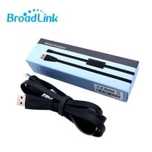 Детектор температуры и влажности Broadlink HTS2 с USB портом, работает с RM4 mini RM4 Pro Smart Remote для умного дома с Aleax
