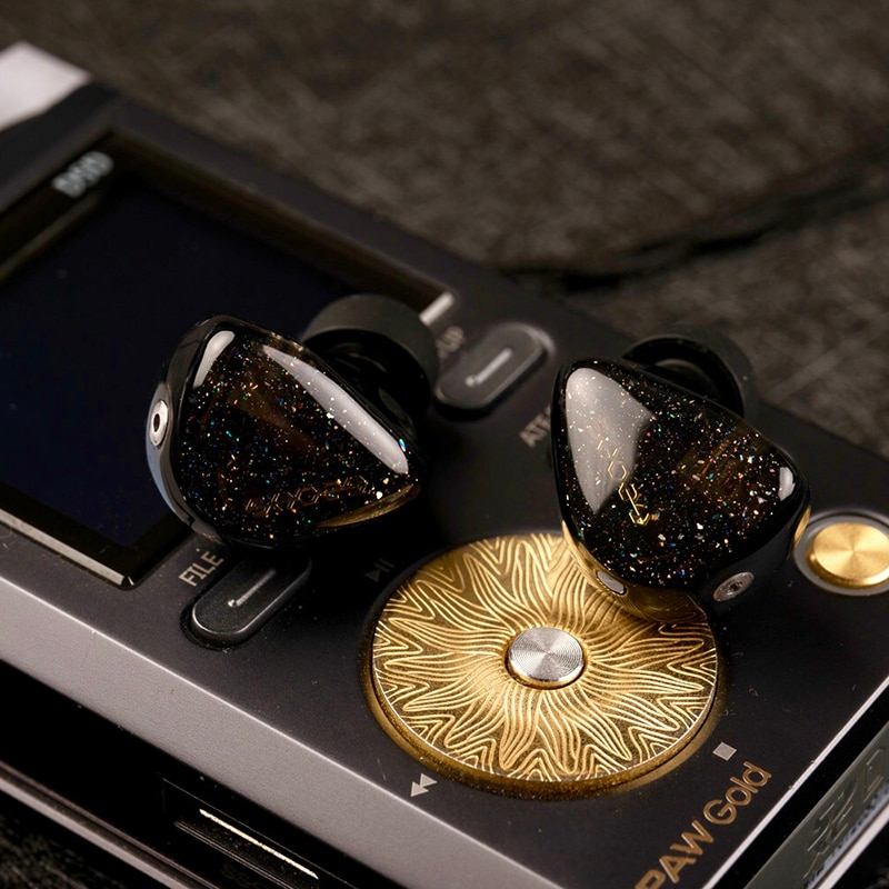 Shozy Form 1.1 BA+DD Dual Driver Hybrid HIFI Wired Headphones Noise Reduction Music Monitor Bass Earbuds Detachable Cable enlarge