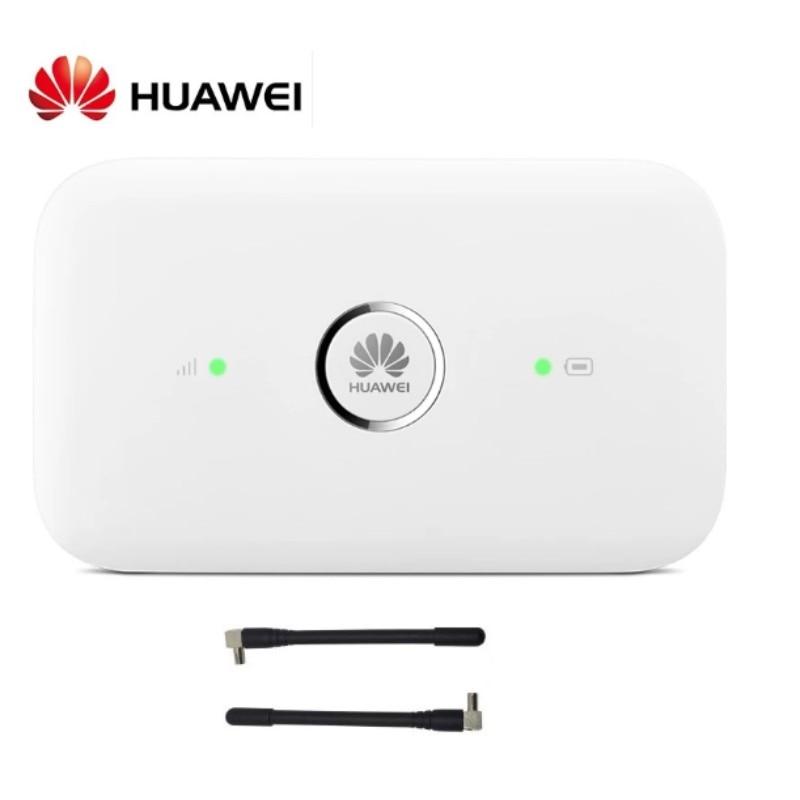 جديد هواوي E5573 E5573s-856 4G LTE Cat4 المحمول واي فاي راوتر 150mbps سبوت الجيب 1500mah بطارية + هوائيات PK E5573 E5577 E5377