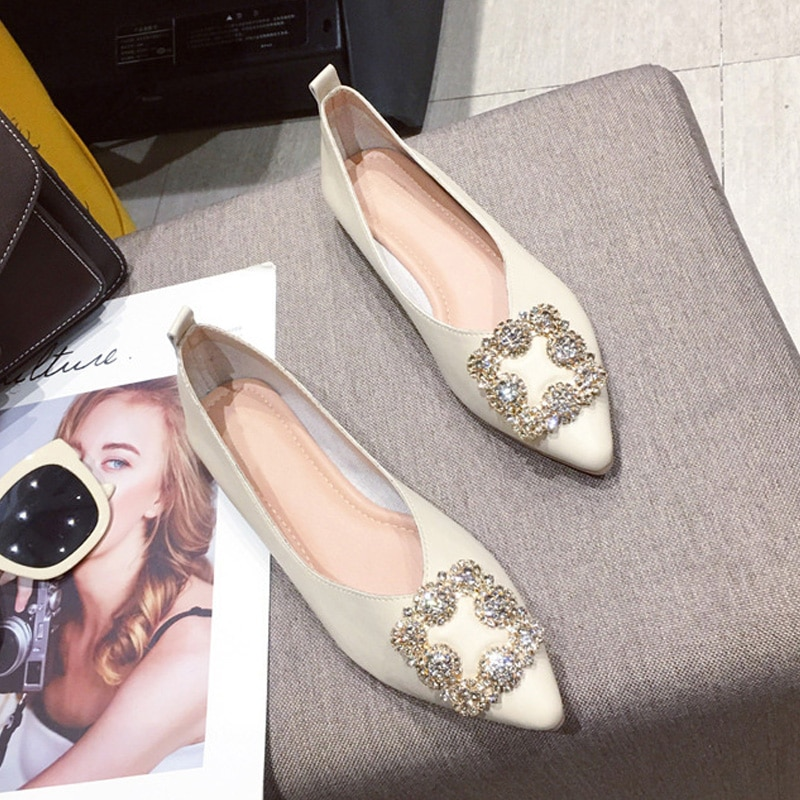 Apartamentos para Mulheres Sapatos de Barco Apartamentos de Alta Moda Marca Senhoras Qualidade Único Sapatos A1927