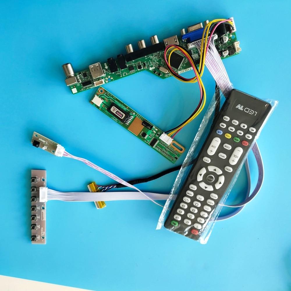 ل LP150X08-A3K5 لوحة تحكم واجهة وحدة 1 مصابيح 15